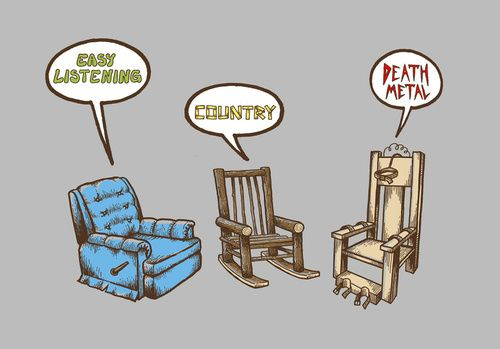 Musical Chairs Threadless Com Music Puns Musicals Funny Music Humor