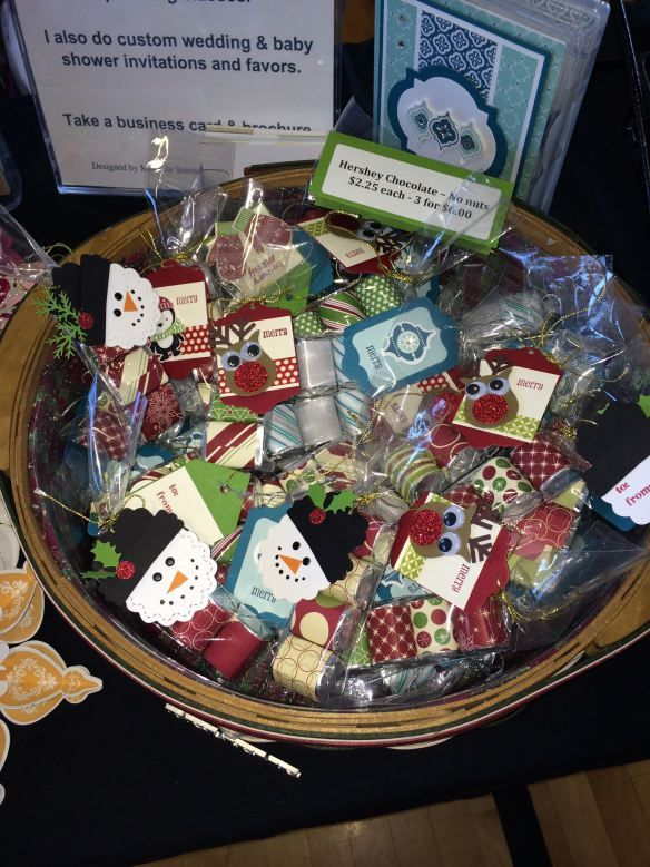 {Christmas Candy Nugget Wrappers} Stocking Stuffer idea ...