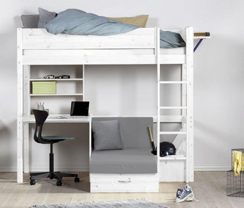 Flexa Basic Trendy Casa Hvid Supersmart Hojseng Fra Flexa Med