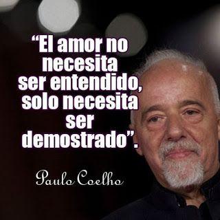 Imagenes y frases celebres de Paulo Coelho
