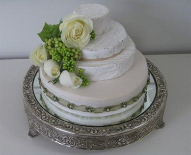 Sydney Cheese Wheel Wedding Cake
