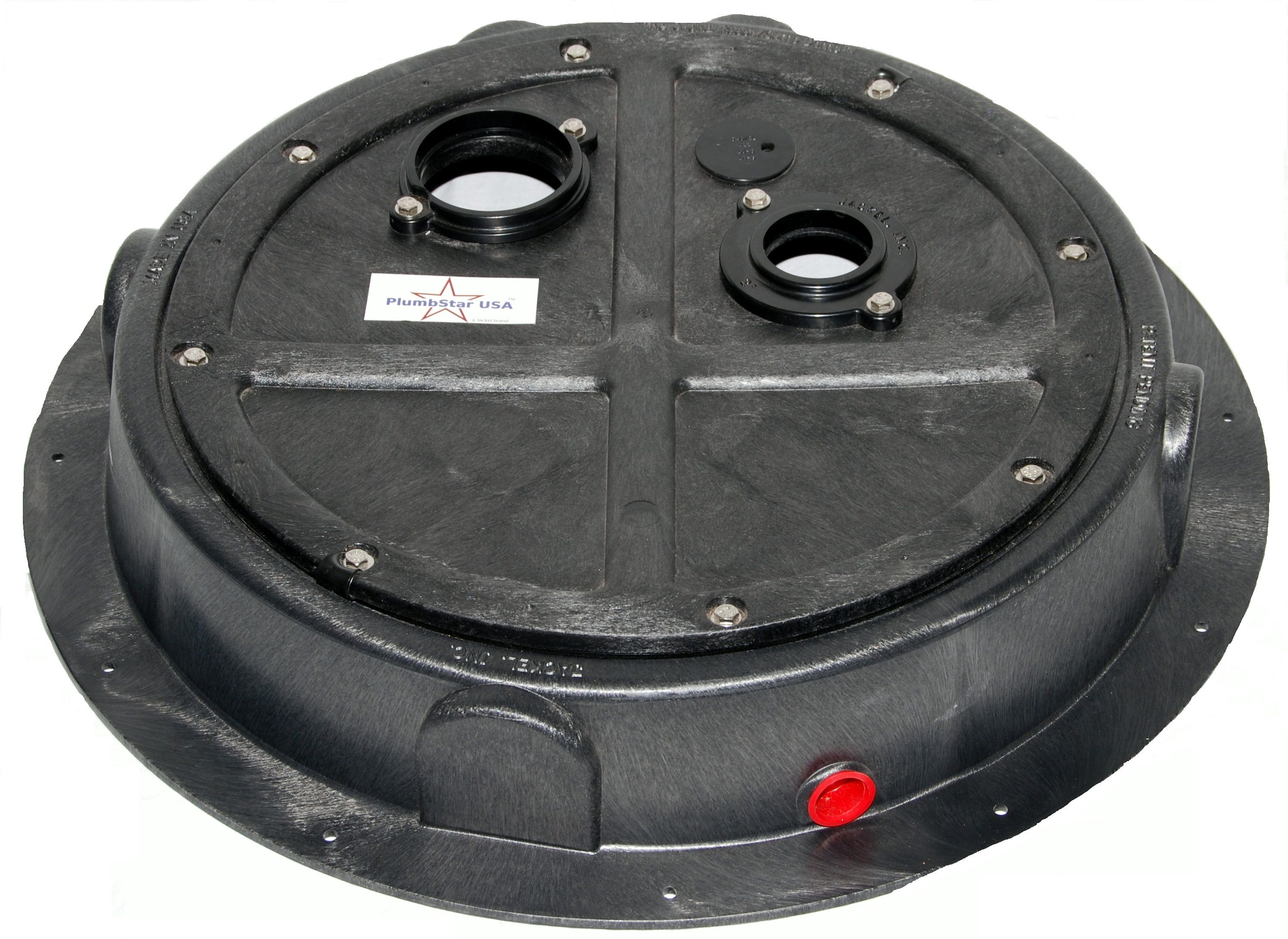 Our Plumbstar Usa Original Radon Sump Dome Covers A Sump Or Sewage Pit And Allows For Access To The Pump When It Needs To Be Sump Pump Sump Radon Mitigation Diy