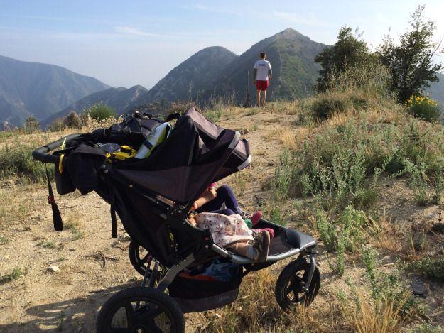 Josephine Fire Road to Josephine Peak- Stroller Friendly Hike! 6 miles roundtrip