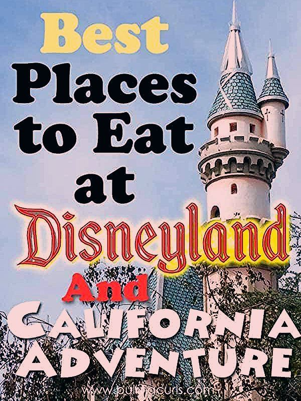 Photo of Best Disneyland Restaurants for Families