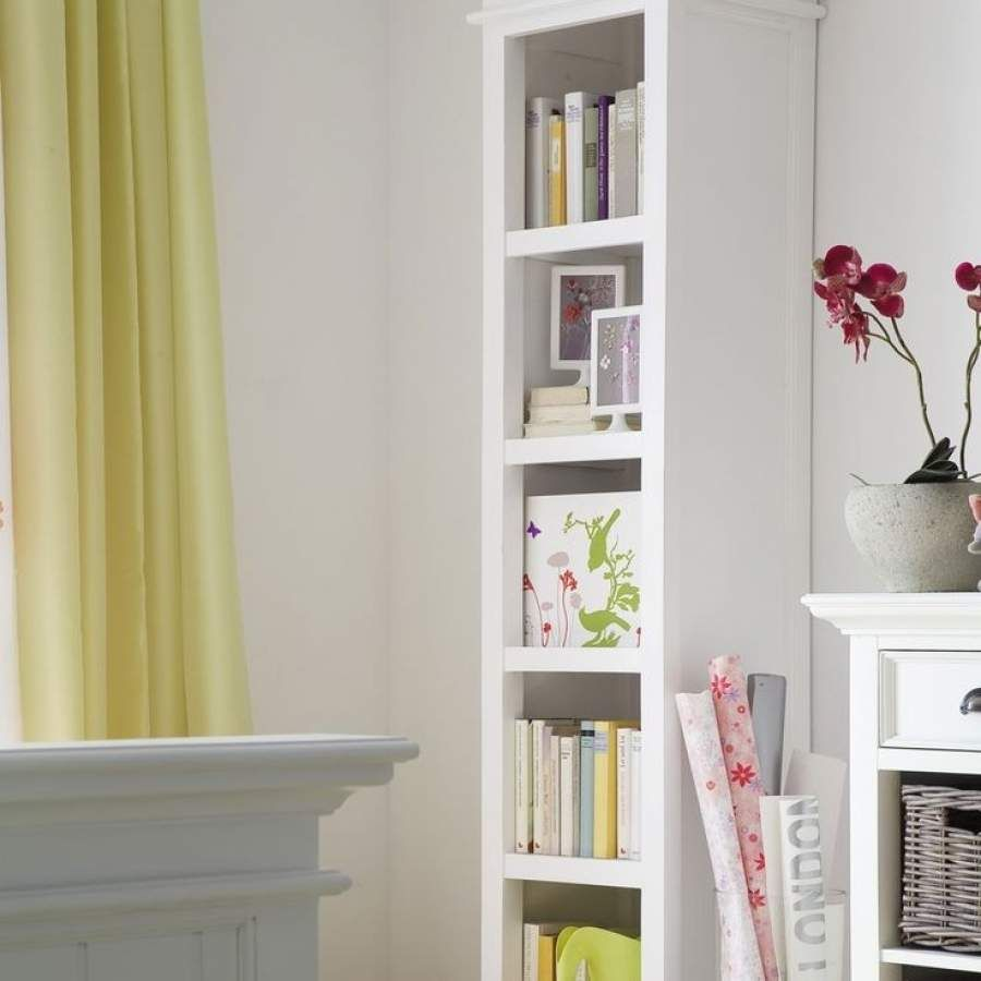 Tall Narrow Bookcase Ideas Onnarrow Bookcases White Bookcases