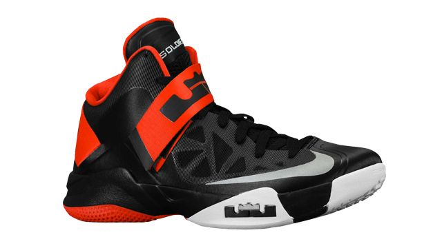 Nike Zoom Soldier VI - SLAMonline