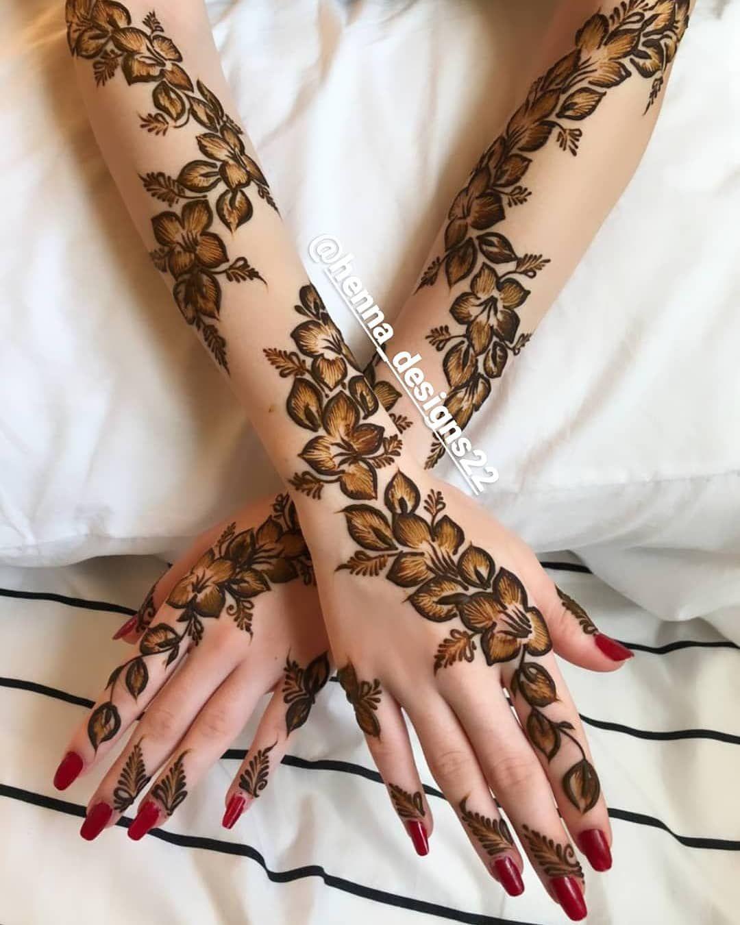Umm Ahmed ام احمد On Instagram حنايه للحجز 0506922727 الامارات Hand Henna Henna Henna Hand Tattoo