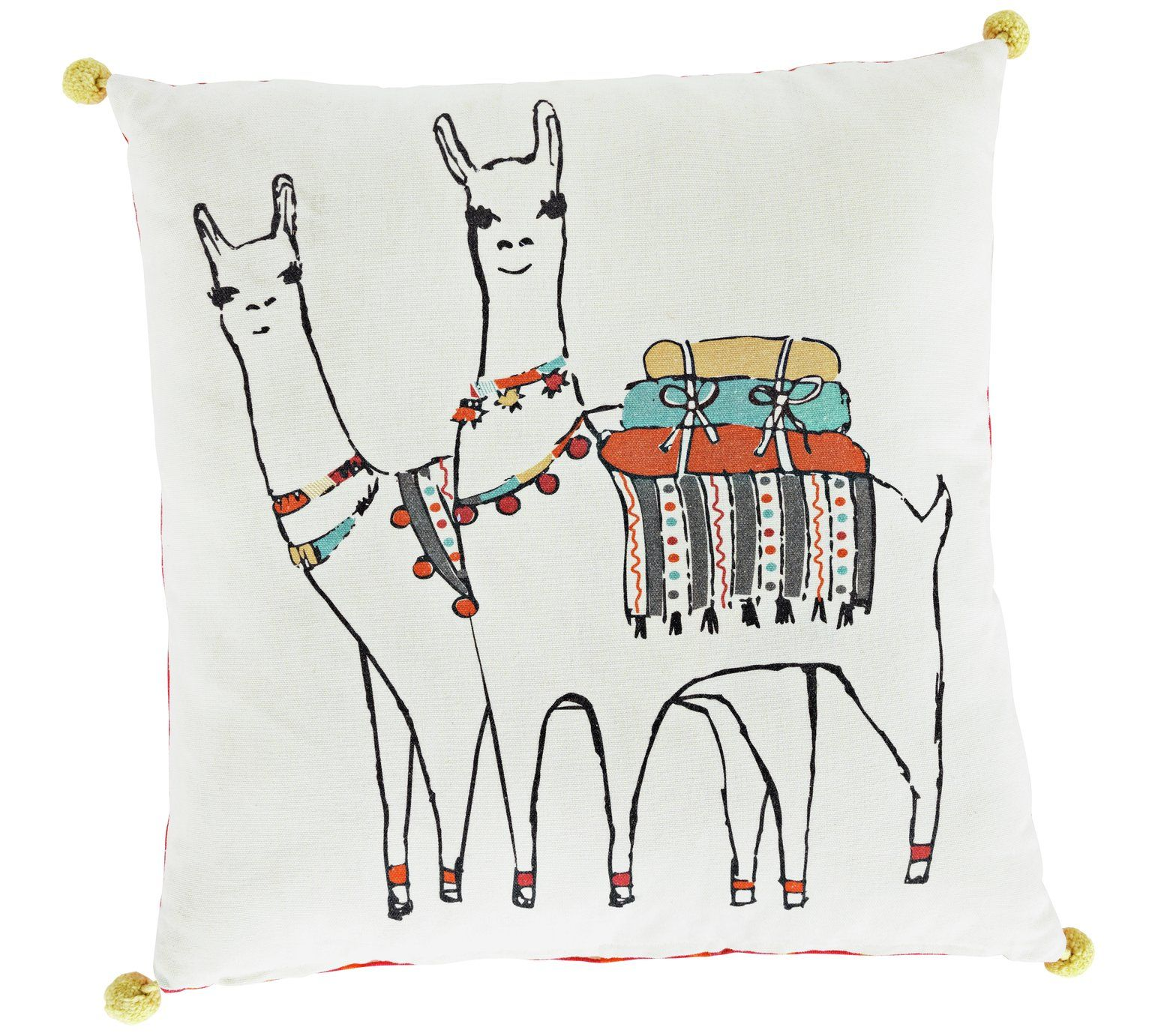 Buy Collection Llama Ladies Cushion at Argos.co.uk Your