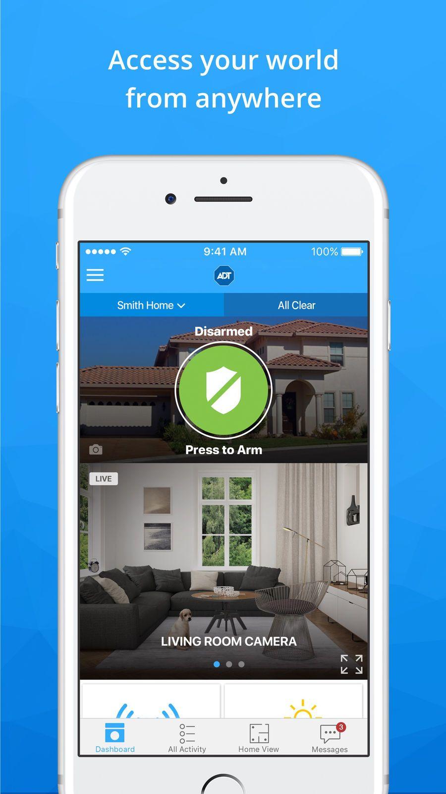 ADT Pulse ? iosUtilitiesappapps App, Will smith, Iphone