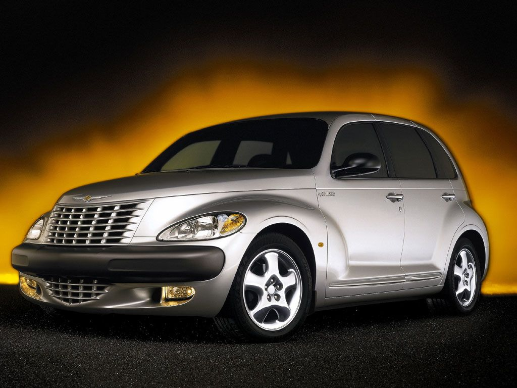 Chrysler PT Cruiser 24L 2001 youngest Daughters surprise graduation gift. These were so scarce when they first came out I had to check dealers in 5 states to get one