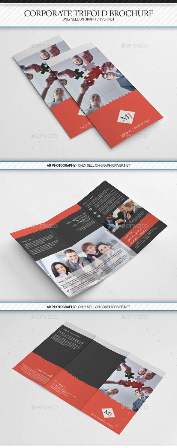 tri fold brochure specs