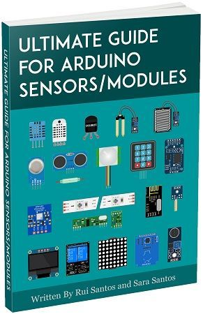 eBookCoverarduinomodulessensor450 Arduino modules