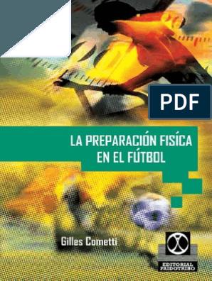 La Preparacion Fisica En El Futbol Pdf Pliometría Preparación Física