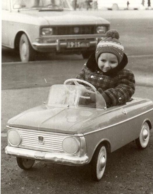 vintage pedal cars first appearing in the late 1880s with the creation of