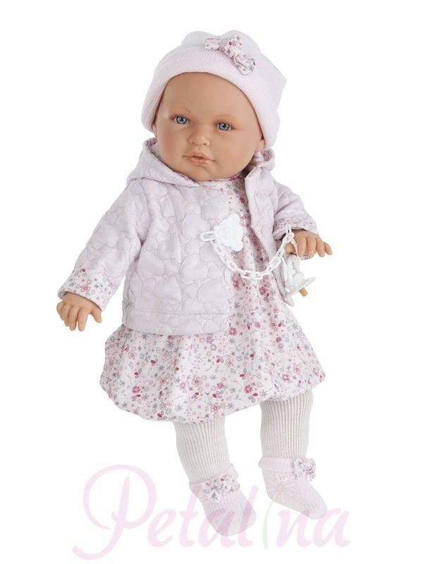 Antonio Juan Lola Chaqueta in Pink 55cm Baby Doll | Baby Born ...