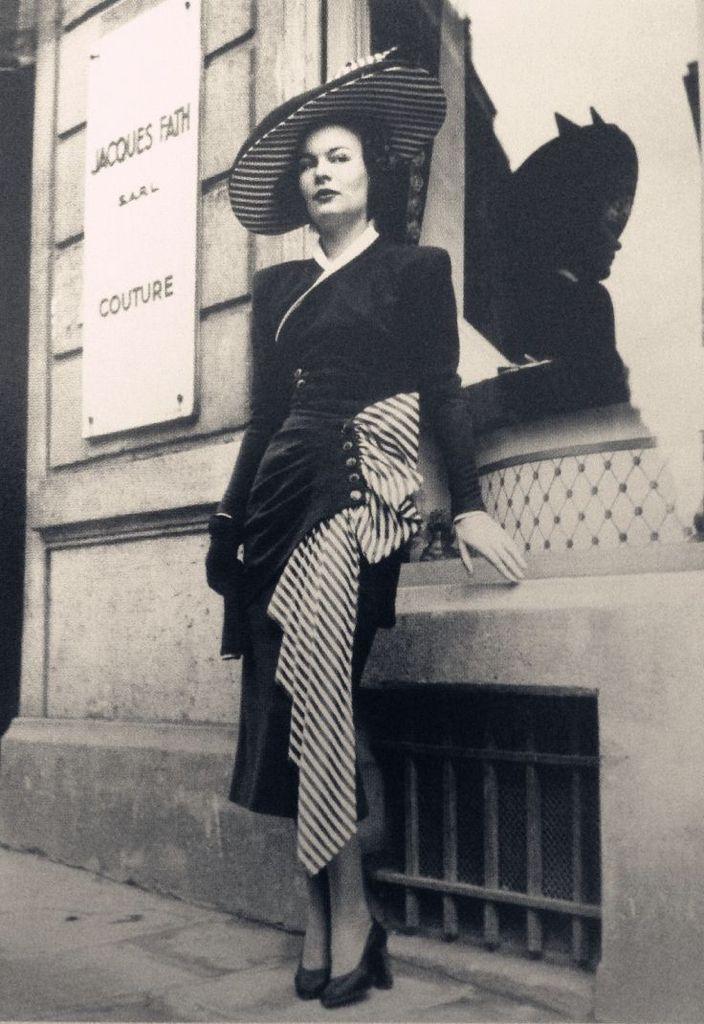 Sew Something Vintage 1940s Fashion: So Incredibly Elegant. #1940s #fashion #hats