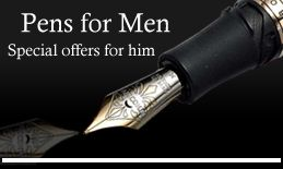 Pens for men http://www.jmpennifeather.co.uk/
