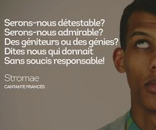 Pin By Cryainpie On Music Stromae Music Lyrics How To Memorize Things Songs
