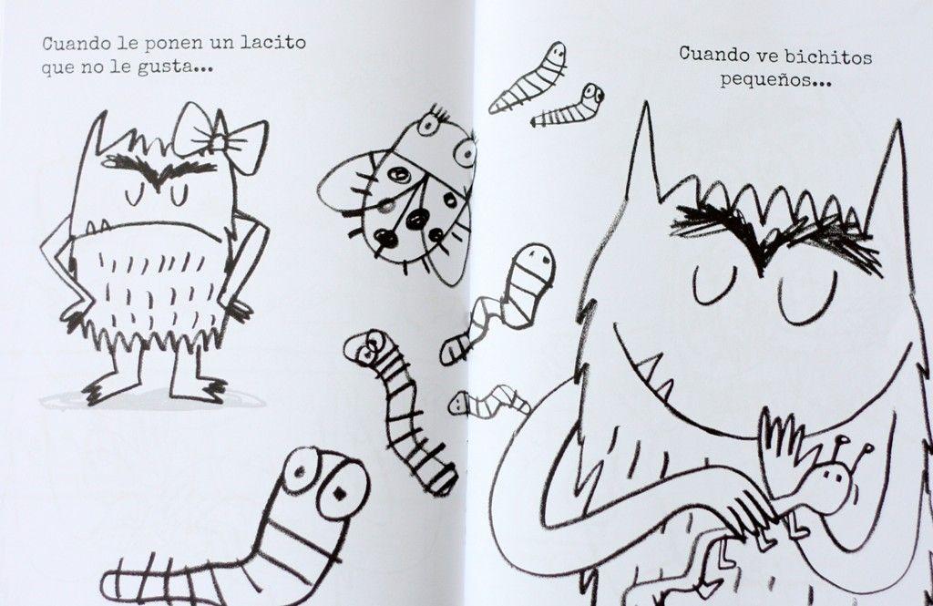 Lujo Monstruo Para Colorear Regalo - Ideas Para Colorear ...