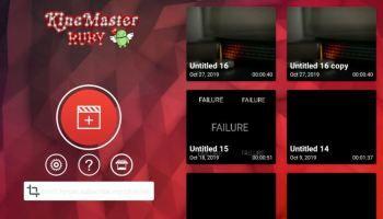 Kinemaster Ruby Mod APK Download [100 Free] in 2020