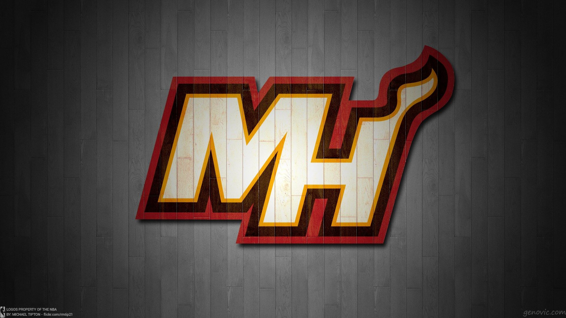 Backgrounds For Miami Heat Logo Black And White Wallpaper Miami Heat Miami Heat Logo Basketball Wallpaper