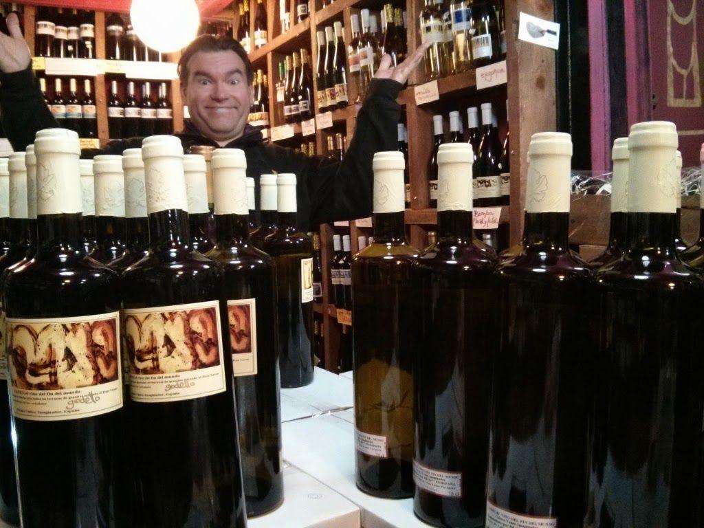 """vino e ilusión en el blog de la Vinatería Yáñez: Finis Terrae, el nuevo proyecto Yáñez """"El vino del..."""