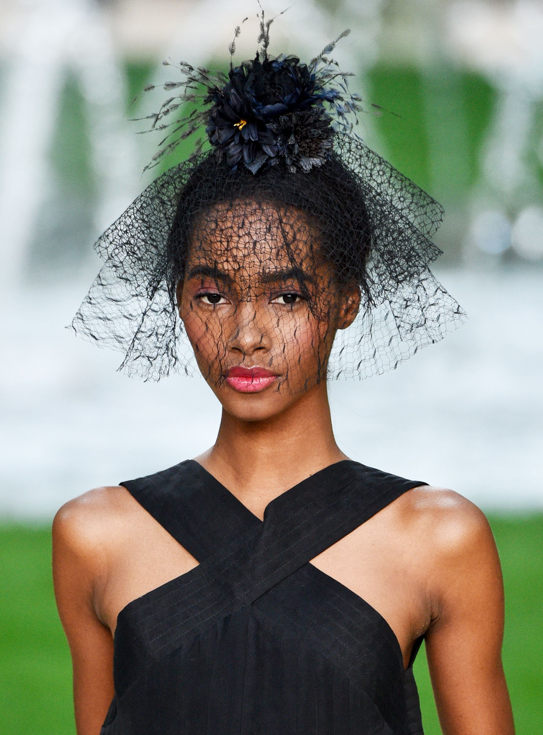 The Couture Runway Looks Redefining CoolGirl Wedding Hair