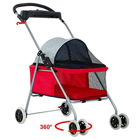 Pets Pet stroller, Dog stroller, Cat carrier