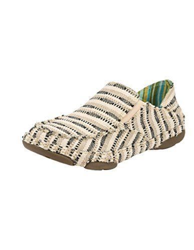 Tony Lama Casual Shoes Womens Canvas