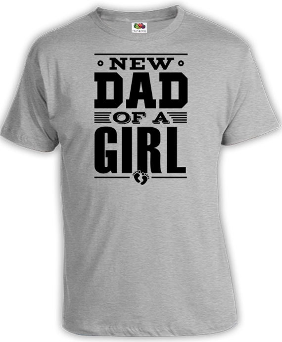 6dc21f89c Expecting Dad Gift Ideas For Him New Father T Shirt Baby Girl Announcement  New Daddy Shirt Gifts For