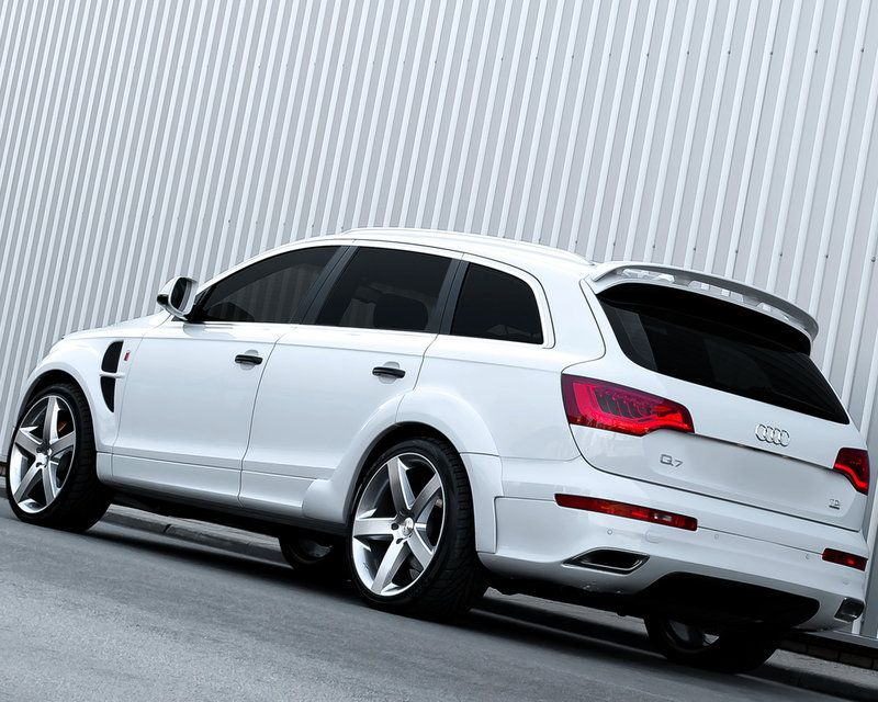 2012 Audi Q7 Quattro 3 0 Diesel S Line By A Kahn Design Top Speed Audi Q7 Audi Q7 Quattro Audi Q7 Diesel