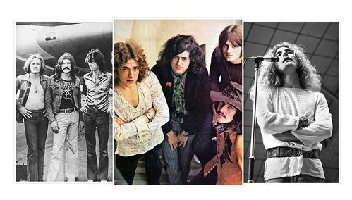 Mode seventies rock et hippie : le style Led Zeppelin