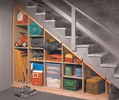 Best Under Stairs Would Just Need To Leave A Cubby Large 400 x 300
