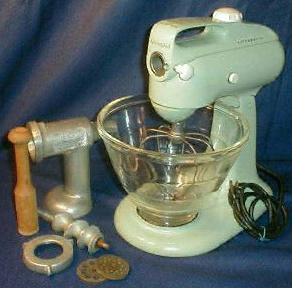 This Is An Early Model But No Kitchen Gadget List Is