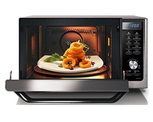 Samsung Mc11h6033ct Countertop Convection Microwave With Https Www Amazon Com Dp B01lyczsin Ref Cm Sw Convection Microwaves Oven Sale Samsung Appliances