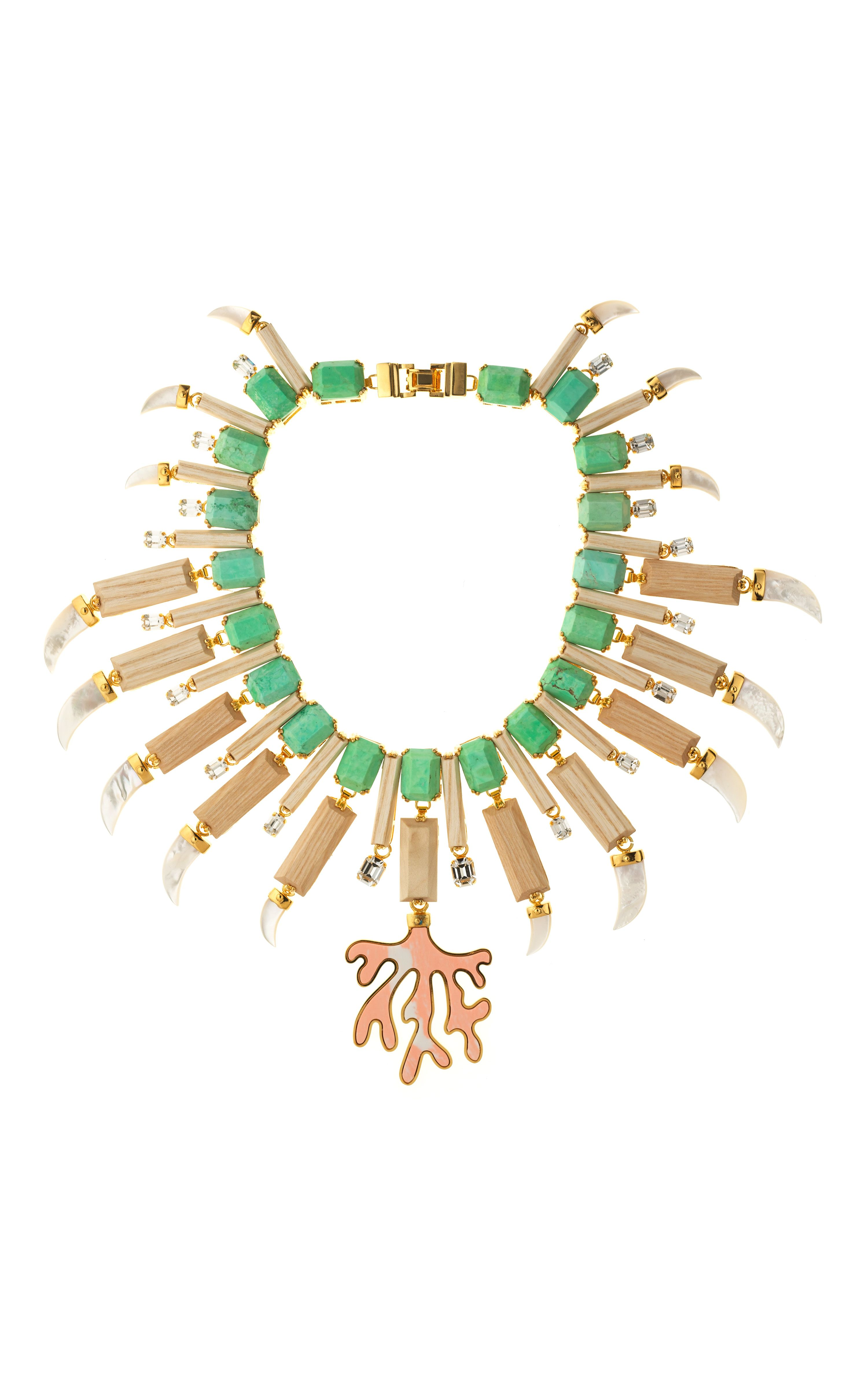 Comprar Collar de coral reconstruido Everglades House of Lavande -