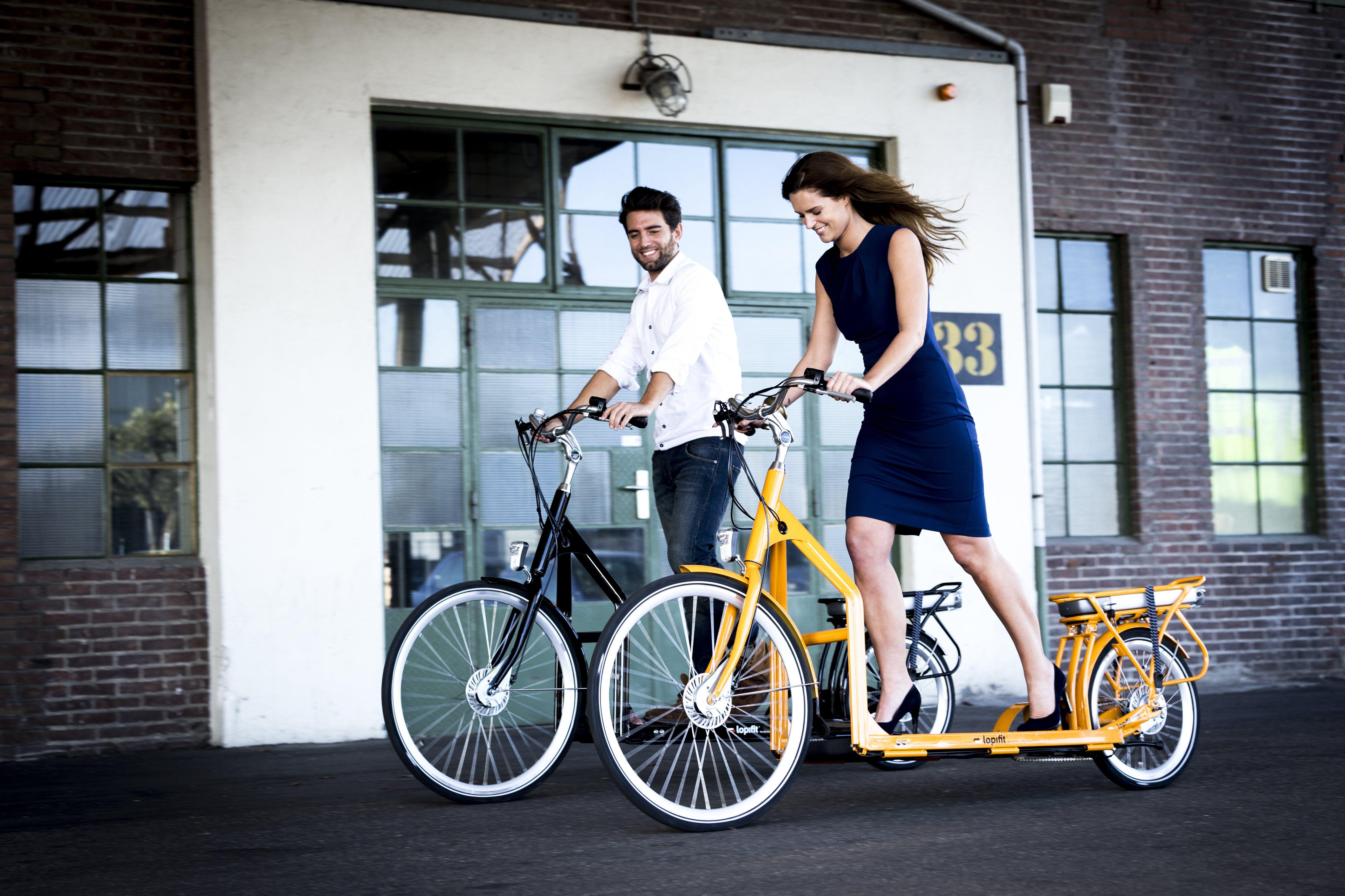Lopifit Bike Stand Up Walking Bike Bike Stand Bike Riding