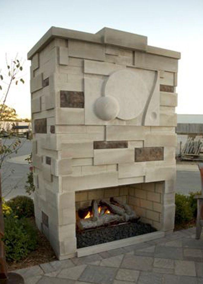Stone age model house