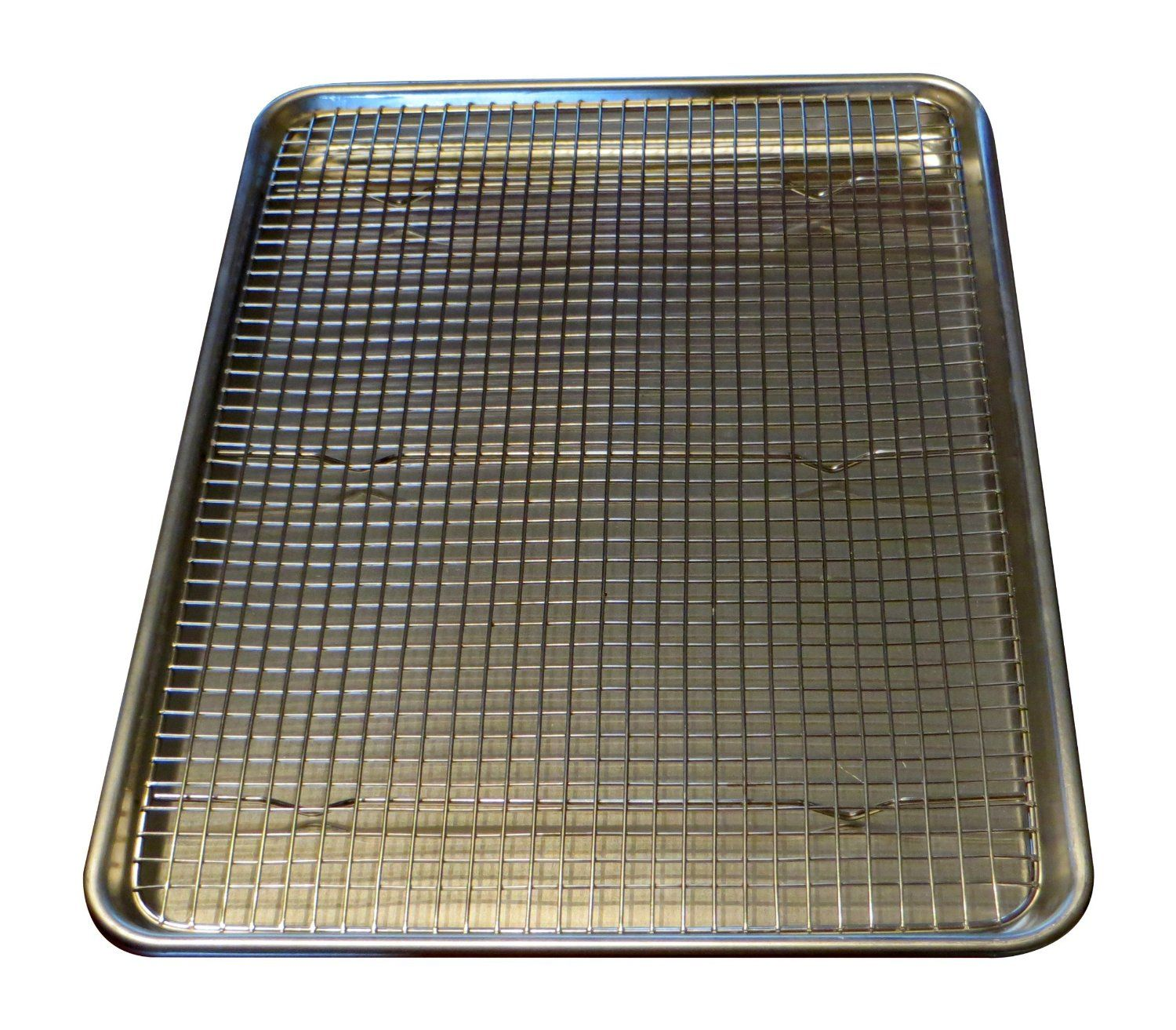 Amazon Com Stainless Steel Cooling Rack Heavy Duty Oven Safe