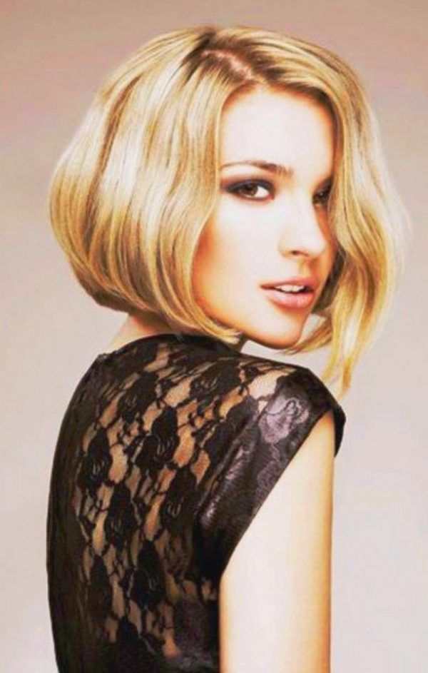 What Is An Asymmetrical Bob Find Haircuts For Round Faces