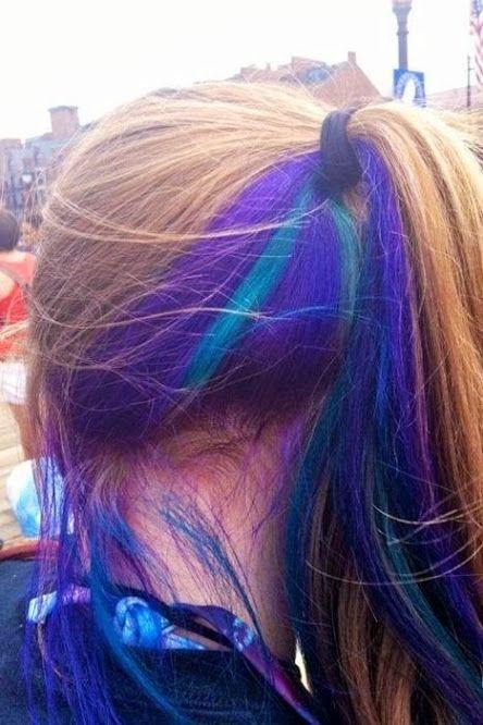 fascinating ponytail