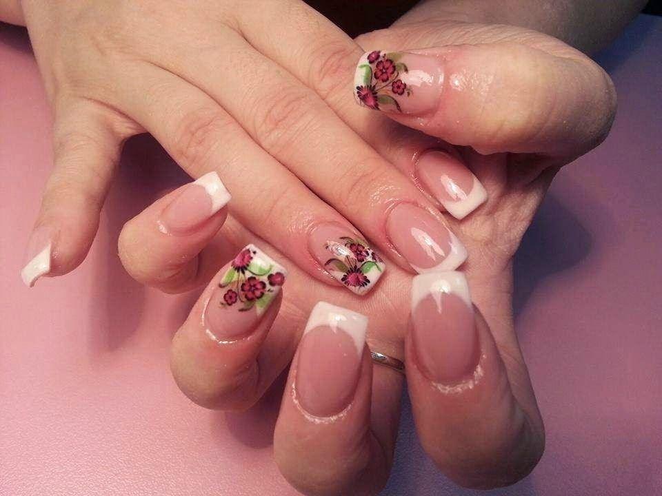 Elegant nail art ideas for women 2015   nails   Pinterest   Elegant ...