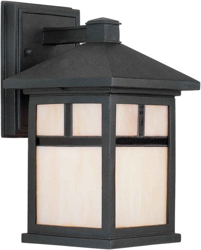 Craftsman Outdoor Lighting Wall