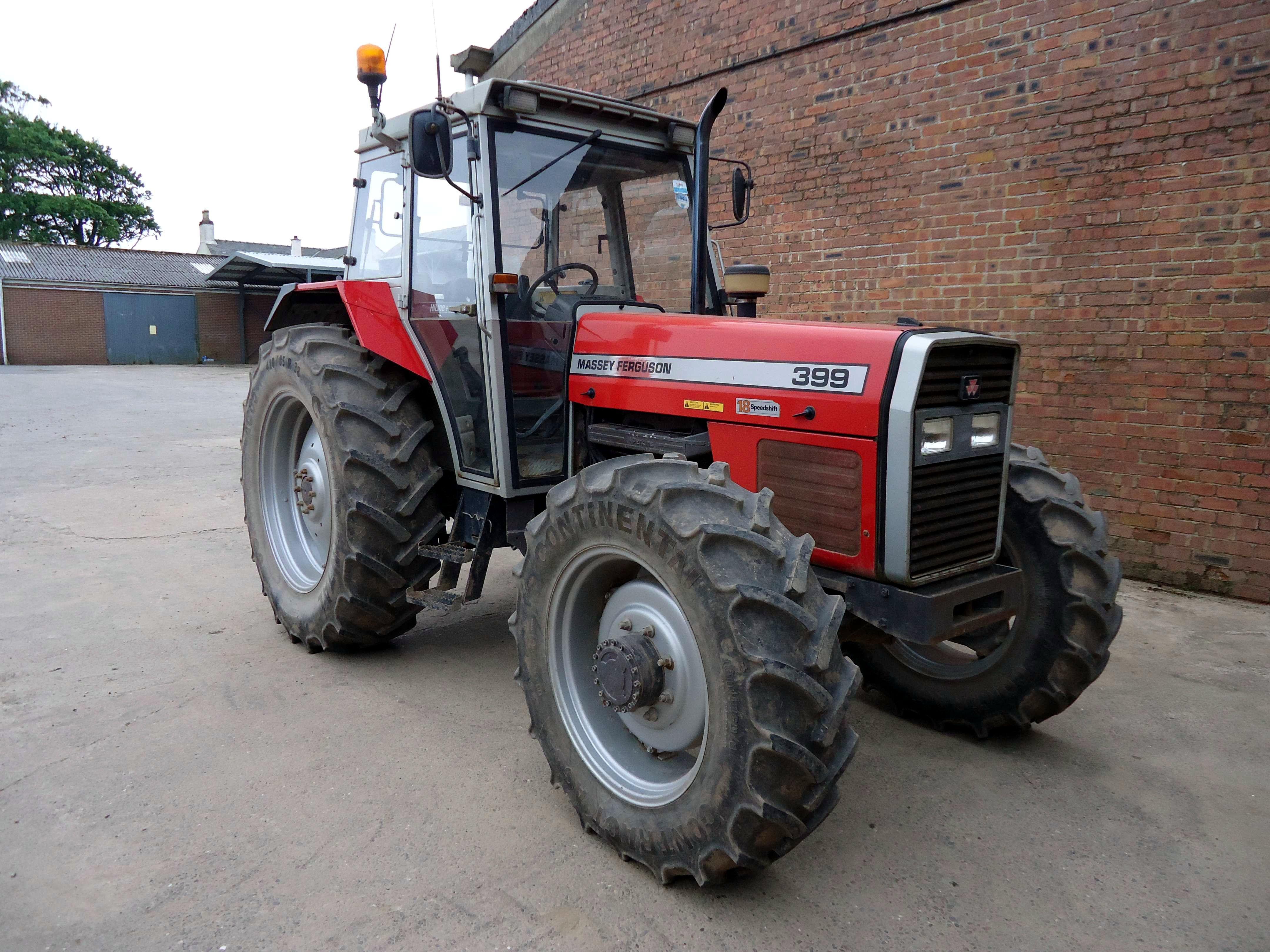 Massey Ferguson 399 Tractors Farm Machinery Massey Ferguson