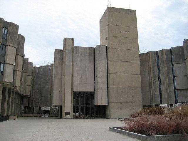 City architecture schools brutal brutalism i love it for Architecture brutaliste