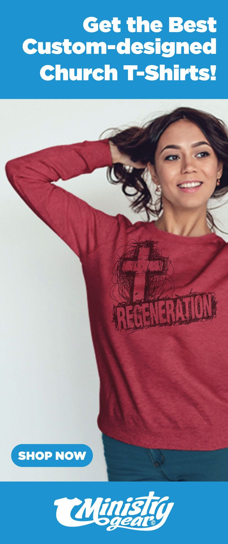 Church T-shirt design ideas and solutions for your ministry