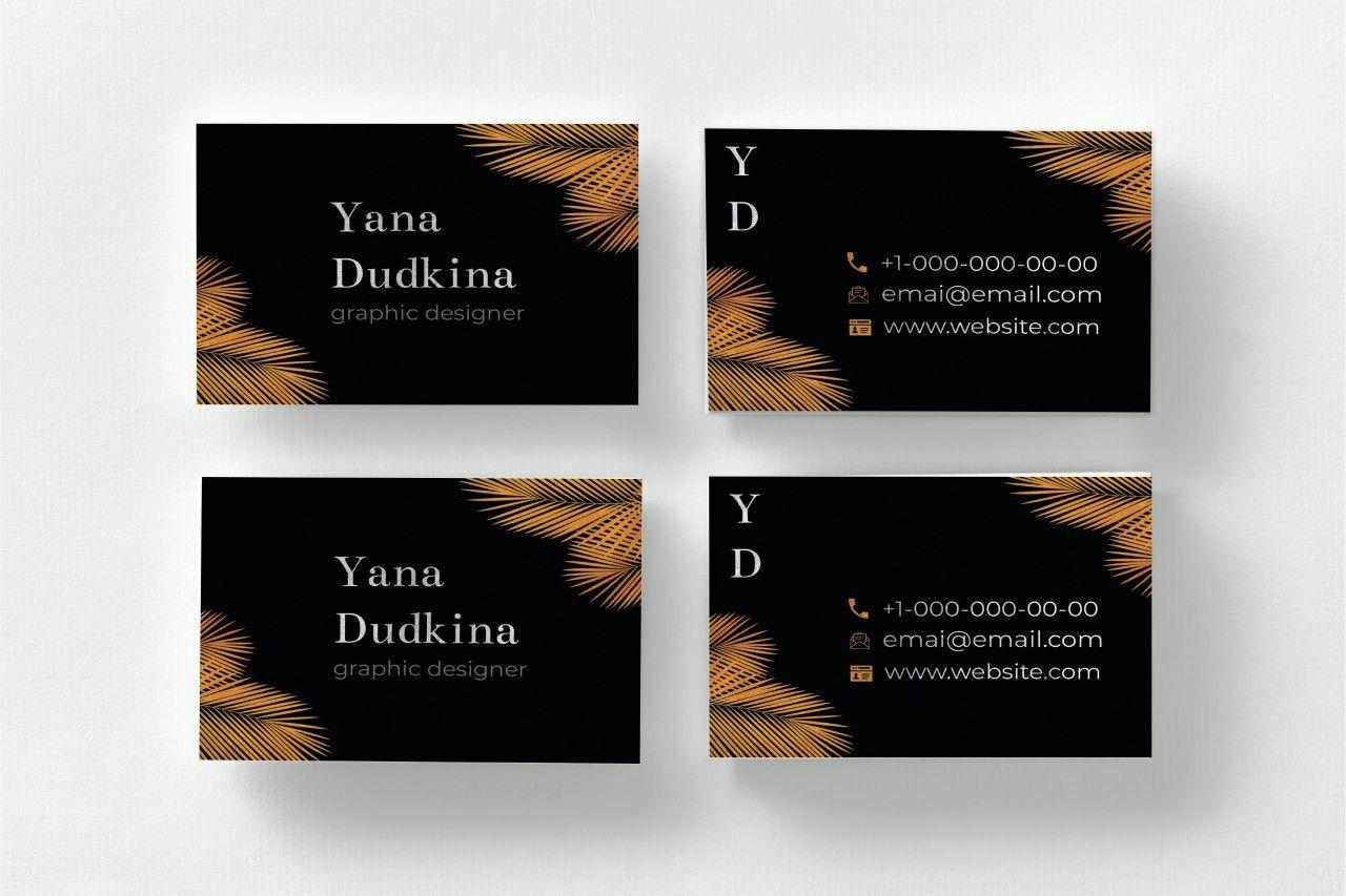 Business Card Template Beauty Business Card Template Instant Etsy Beauty Business Cards Business Card Template Visiting Card Templates