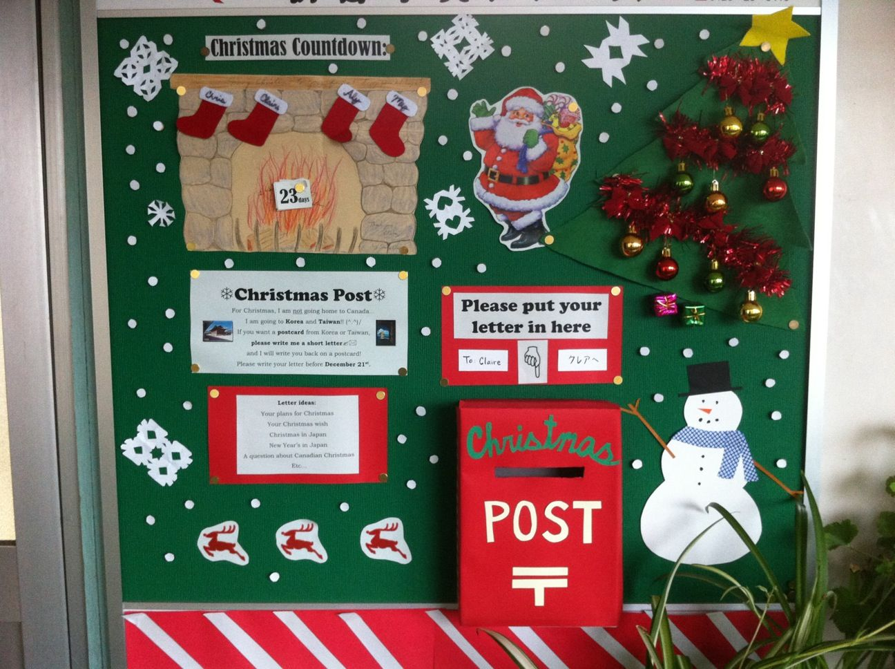 Beautiful Elementary School Christmas Party Ideas Part - 11: Alt English Board Ideas - Google Search