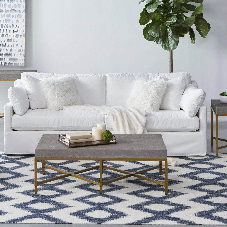Lena Slipcover Sofa Slipcovers, Sofa, Furniture