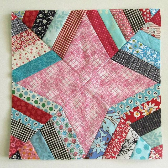 May bee blocks for Lee! by bluebirdluxe, via Flickr